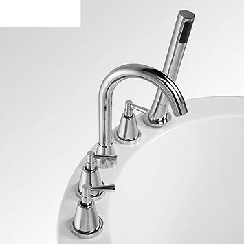 Sat-type hot and cold bath/shower Mixer/bathroom taps PCs/Split-type ...