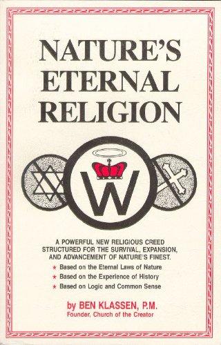 Amazon natures eternal religion ebook ben klassen kindle store natures eternal religion by klassen fandeluxe Choice Image