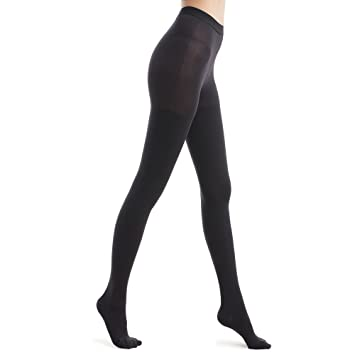252cd74c72d56 Fytto 1026 Women's Compression Pantyhose, 15-20mmHg Support Hosiery, Flight  Stockings – Smooth