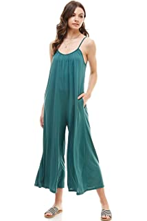 Gahrchian Jumpsuits for Women Wrapped Chest Sleeveless Backless Rompers Ladies Bussiness Beach Party Wedding Rompers