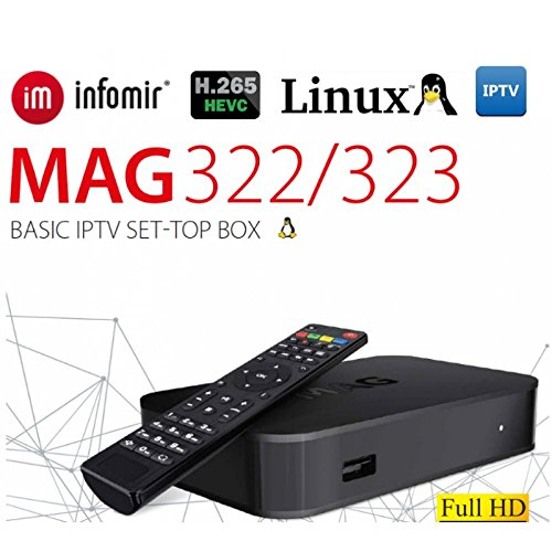 MAG 322 IPTV Box: Pros, Cons, and Detailed Review