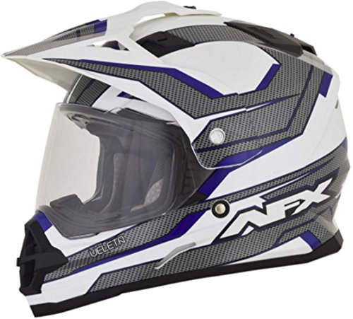 AFX 01104920 FX-39 Veleta Helmet (Blue, ()
