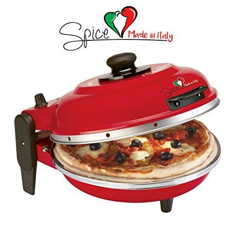 spice diavola four lectrique spcial pour pizza 400c - Cuisson Pizza Maison Four Electrique