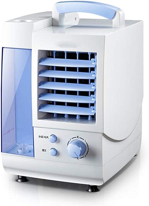 Ventilador para Aire Acondicionado Personal, Mini Portátil ...