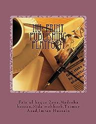 NU- Print Publishing Platform