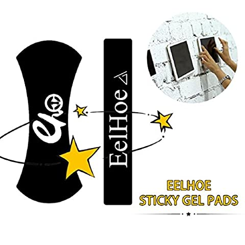 Mchoice Flourish Lama Nano Stander No Trace Car Sticker Phone Pad Sailor Stick Holder - Vertical Stander