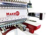 MakeIT Products and Equipment Commercial Embroidery