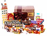 Candy Crate Old Fashioned Sweets Decade Gift Box 1940's