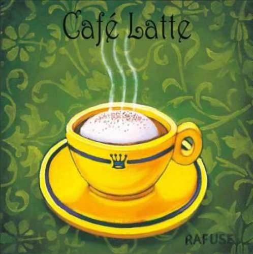 Cafe Latte by Will Rafuse - 12