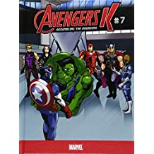 Avengers K Assembling the Avengers 7