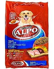 PURINA ALPO Adult Dog Food, Chicken Liver Veg, 3kg