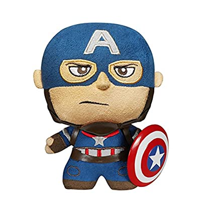 Funko Fabrikations: Avengers 2 - Captain America Action Figure: Funko Fabrikations:: Toys & Games