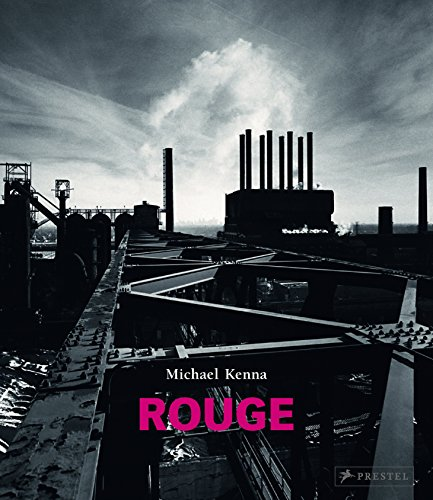 Michigan Industrial Shoe - Rouge: Michael Kenna