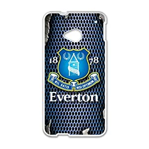 everton Phone Case for HTC One M7 by runtopwell