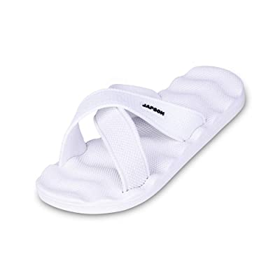 WENBER Women's Shower Sandals Quick Drying Non-Slip Bathroom Slippers   Shoes