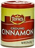 Tone's Mini's Cinnamon, Ground, 0.70 Ounce (Pack of 6)