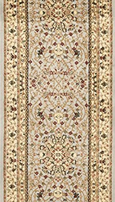 Safavieh Lyndhurst Collection LNH213A Traditional Oriental Medallion Black and Ivory Area Rug