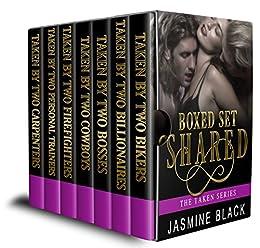 SHARED: Boxed Set (Taken Series) by [Black, Jasmine]