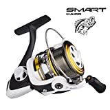 Saltwater Fishing Reels with Corrosion Resistant, Lightweight Spinning Reel for Kayak Bass Fishing Freshwater, Offshore Deep Sea Boat Jigging, Inshore Ultralight Surf Fishing Reel and Rods Combo 4000