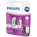 Philips 463463 Led 7W T5 Wedge Capsule Bright White (3000K) Non-Dimmable-2 Pack