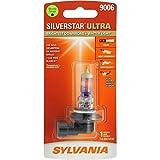 SYLVANIA 9006 SilverStar Ultra High Performance Halogen Headlight Bulb, (Contains 1 Bulb)
