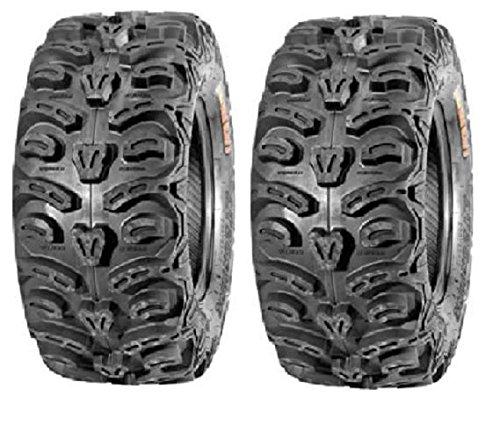 Pair Kenda Radial Tires 25x10 12