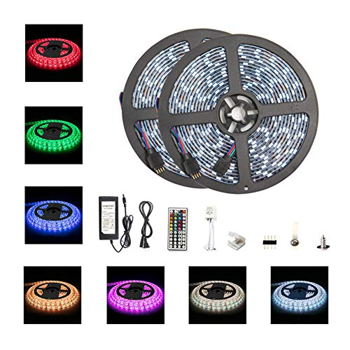 Dimming Led Strip Light With Voltage in US - 1