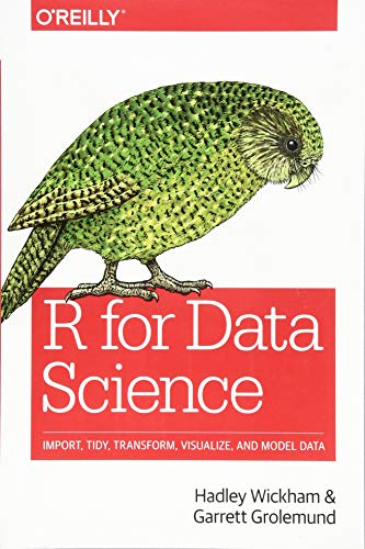 Pdf Science R for Data Science: Import, Tidy, Transform, Visualize, and Model Data