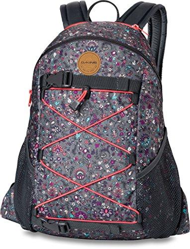 Dakine Unisex's Wonder Backpack, Wallflwrii, 15 Litre