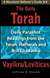The Daily Torah - Vayikra/Leviticus, Jeffrey Clarke, 1460927850
