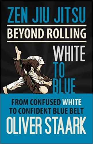 Zen Jiu Jitsu - White to Blue: Volume 3: Amazon co uk: Mr
