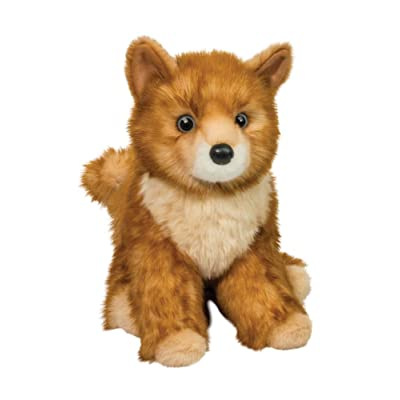 Douglas Penny Russett Pomsky Plush Stuffed Animal Dog: Toys & Games