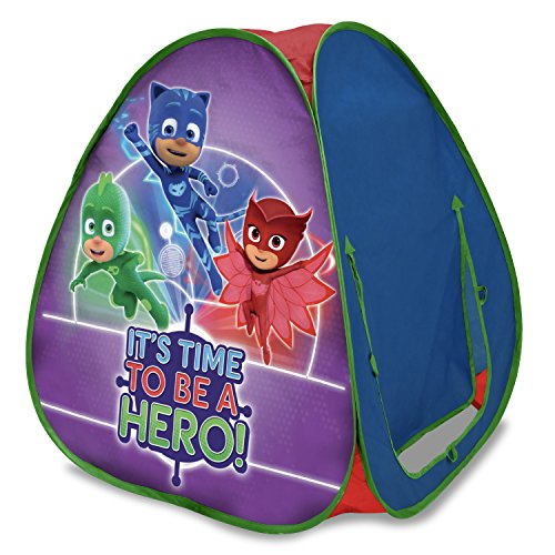 Playhut PJ Masks Classic Hideaway Play Tent Playtent Play Tent