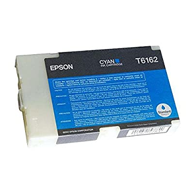 Epson T616200 Ink, 3,500 Page-Yield, Cyan (EPST616200) Category: Circuit Testers