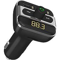 GRDE Bluetooth FM Transmitter for Car