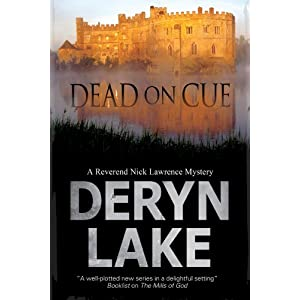 Dead on Cue (A Nick Lawrence Mystery)