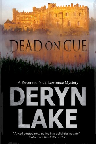 Dead on Cue (A Nick Lawrence Mystery Book 2)