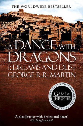 """A Dance With Dragons (Part One) - Dreams and Dust"" av George R. R. Martin"