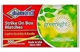 Diamond Strike on Box Greenlight Matches