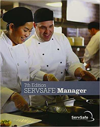 ServSafe ManagerBook with Online Exam Voucher (7th Edition
