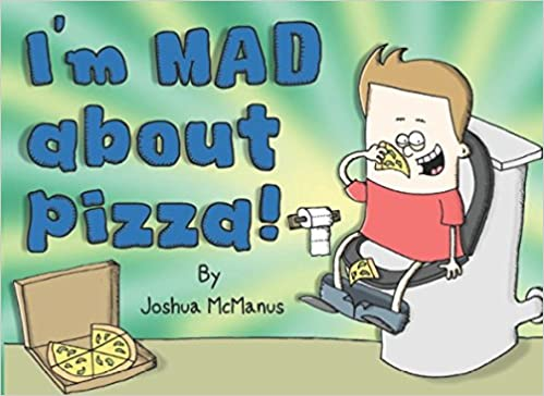 Image result for im mad about pizza