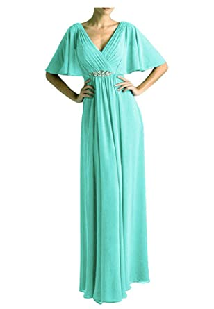Chiffon Mother Of The Bride Groom Formal Wedding Dresses Party