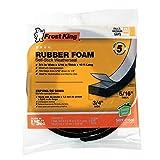 Frost King Available R534H Sponge Rubber Foam Tape