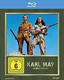 Karl May (Collection III) - 3-Disc Box Set ( Apache Gold / Last of the Renegades / The Desperado Trail ) ( Winnetou 1 / Winnetou 2 / Winnetou 3 ) [ Blu-Ray, Reg.A/B/C Import - Germany ]