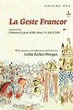 La Geste Francor, Leslie Zarker Morgan, 0866983961