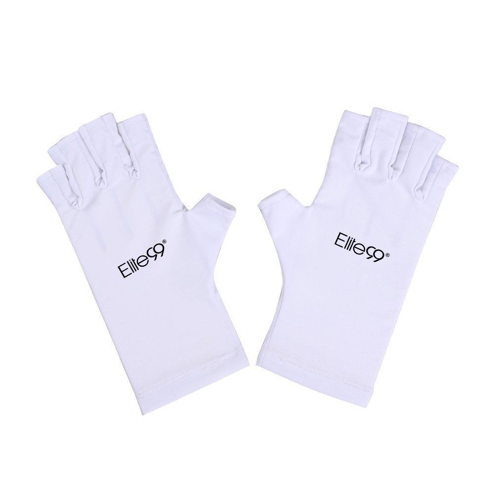 Amazon.com: Elite99 - Guante de protección UV para manicura ...