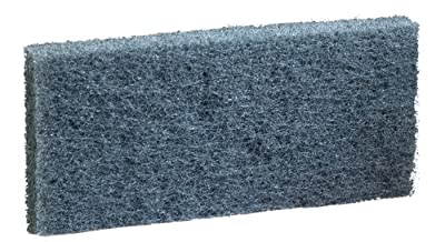"3M Doodlebug Scrub Pad 8242 Blue, 4.625"" x 10"" (Case of 20)"