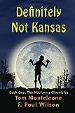 Definitely Not Kansas (Nocturnia Book 1)