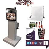 New Crazy Beautiful Complete Photo Booth for Parties Weddings