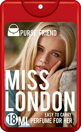 Parag Fragrances Miss London Perfume For Women (Branded Adition) Long Lasting Special Imported Quality Perfume For Women (Purse Friendly)